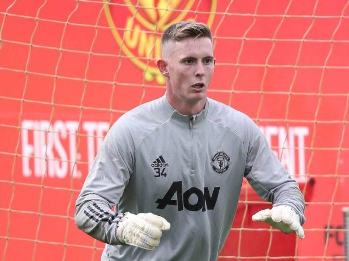 Man Utd 'Confirm' Goalkeeper Dean Henderson New Shirt Number