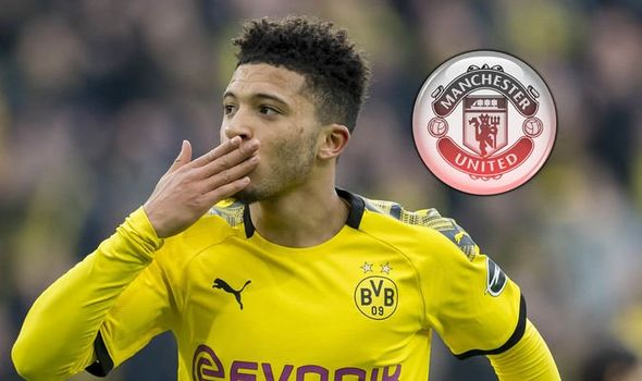 Man Utd Owners Turn Down Deal That Would Take Jadon Sancho To Old Trafford