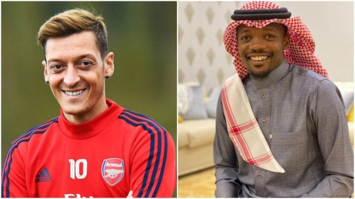 Mesut Ozil Offered Staggering Contract To Join Ahmed Musa In Saudi Arabia
