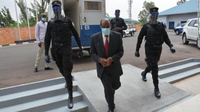 Terrorism: 'Hotel Rwanda' Film Star, Paul Rusesabagina Arrested