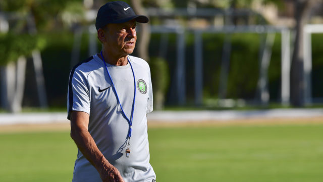 Rohr Worried As Key Player Will Be Missing In October Friendlies