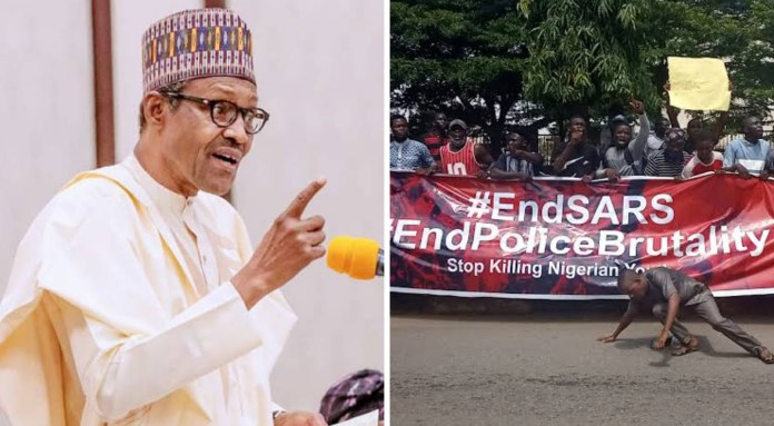 Buhari Won't Allow A Repeat Of #EndSARS Protests —Minister Of Police Affairs