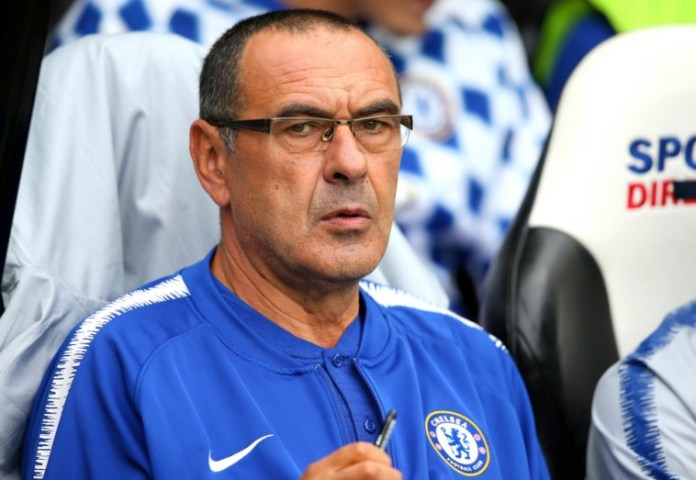 Former Chelsea Boss Maurizio Sarri Set To Return To Management In Italy