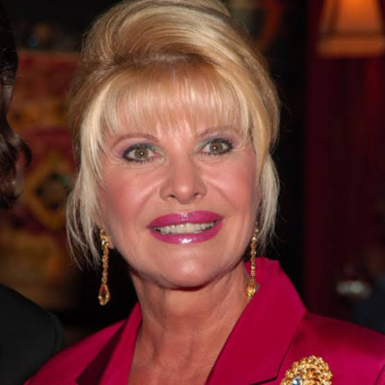 Donald Trump's Former Wife, Ivana Calls Him A 'Bad Loser'