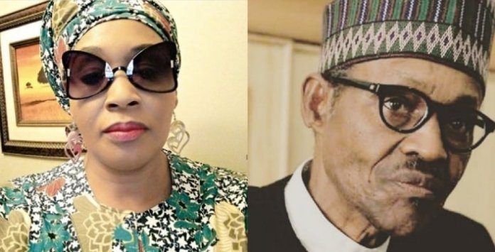 Kemi Olunloyo BANNED From Tagging President Buhari On Twitter And Instagram