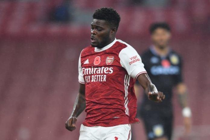 Thomas Partey Injury: Arteta Provides Update After Losing To Aston Villa