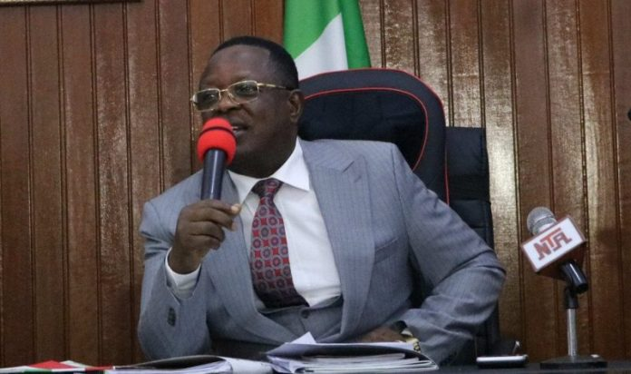 David Umahi Leaving PDP For APC, Informs Secondus, Others