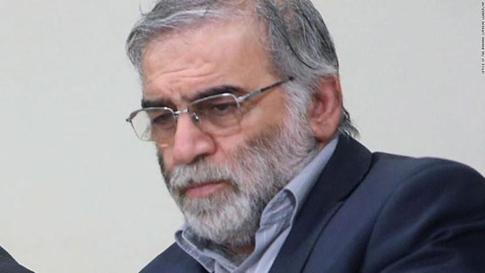 Iran's Top Nuclear Scientist Killed In Apparent Assassination