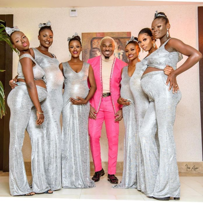 Pretty Mike Speaks Of His Pregnant Wives And How It Went Down