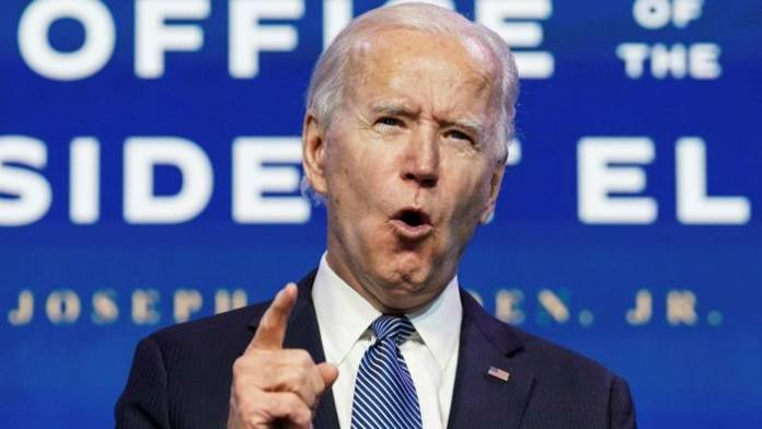 Biden's Inauguration Postponed