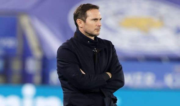 Chelsea Confirms Sack Of Frank Lampard