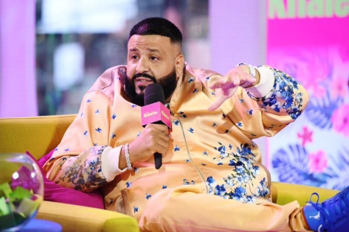 DJ Khaled Picked As Host For MTV Africa Music Awards 2021