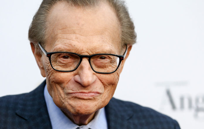 Legendary American TV Presenter Larry King Is Dead At 87