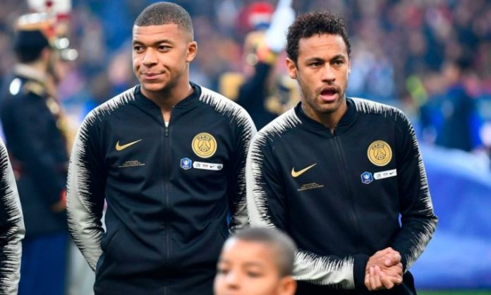 PSG Make Deadly Choice Between Neymar And Mbappe