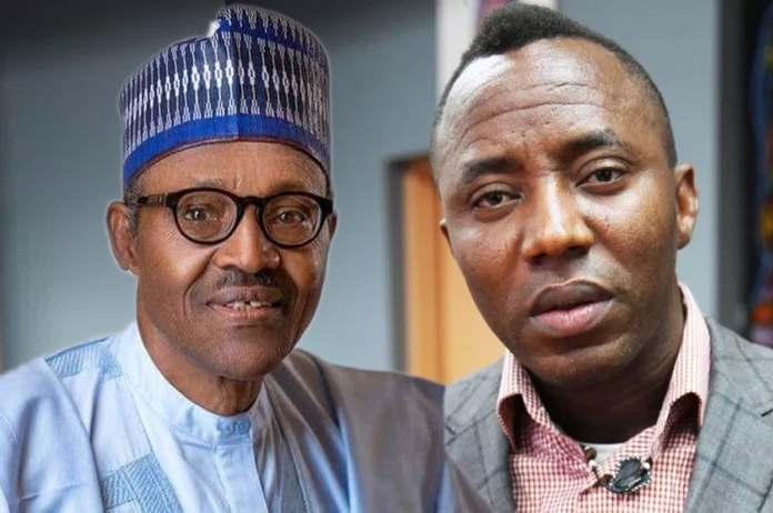 HISTORY: Buhari Strikes Again, Arrests Sowore As Kemi Olunloyo Calls For His Release