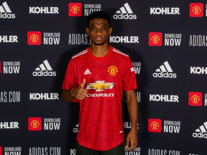 Man Utd New Signing Amad Diallo Fined £42,000 For Falsifying Documents