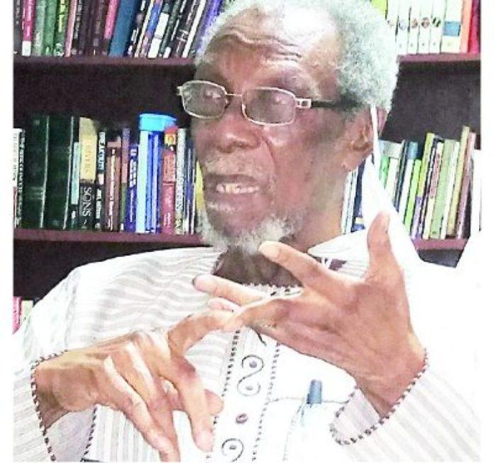 Buhari Hails First Indigenous MD Of NRC, Elder Okoro At 90