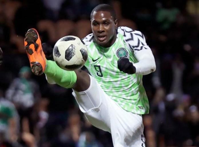 Nigeria's Ighalo Finally Joins Saudi Arabia Club Al-Shabab