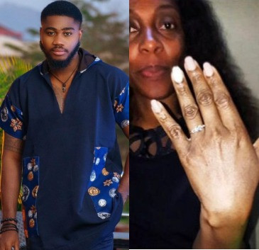 BBNaija Praise Drops Some Disturbing Hints About His Relationship Status