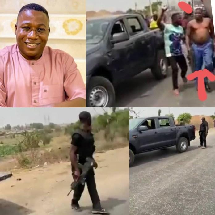 DSS Denies Trying To Arrest Sunday Igboho