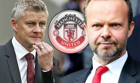 Woodward To Sign These Two Stars To Improve Shortcomings In Solskjaer's Squad