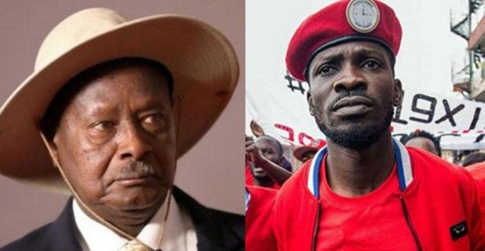 Bobi Wine Drops Case Against President Museveni's Re-election