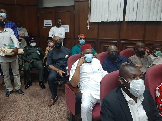 Disgraced Orji Uzor Kalu Gets Court Retrial For Fraud Case Shifted To June 2021