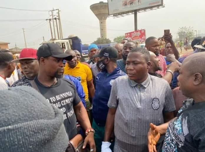 """""""No more interviews"""" – Sunday Igboho"""