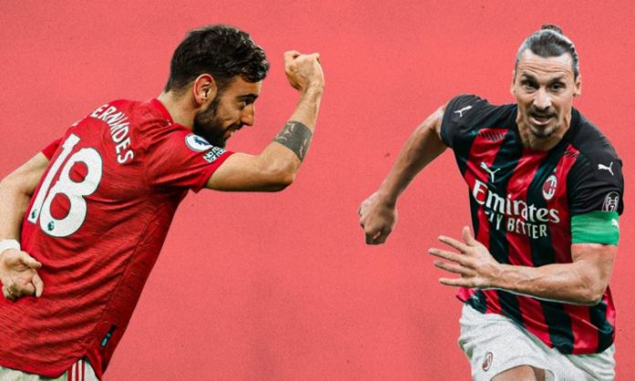 AC Milan Vs Man Utd: Confirmed Lineups Are Out