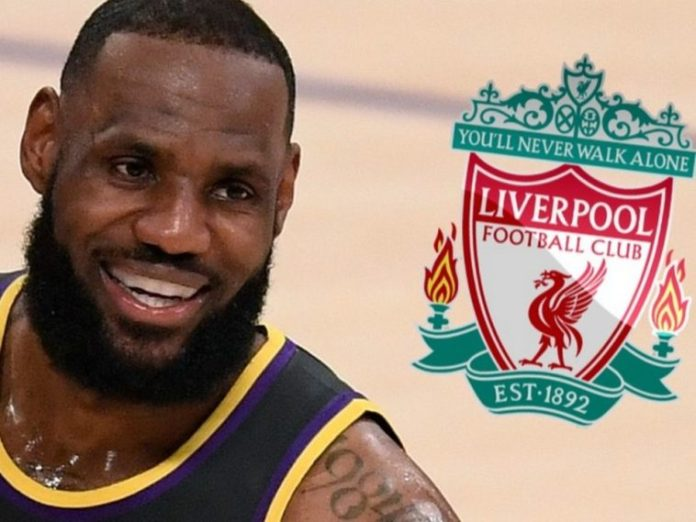 Lebron James To Become Part Owner Of Liverpool