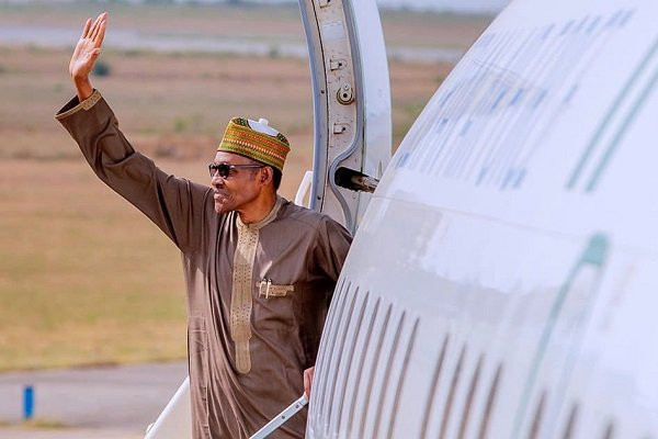 President Buhari Sets Out the UK, medical checkup