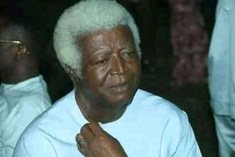 Veteran actor, Bruno Iwuoha Takes A bow At 68