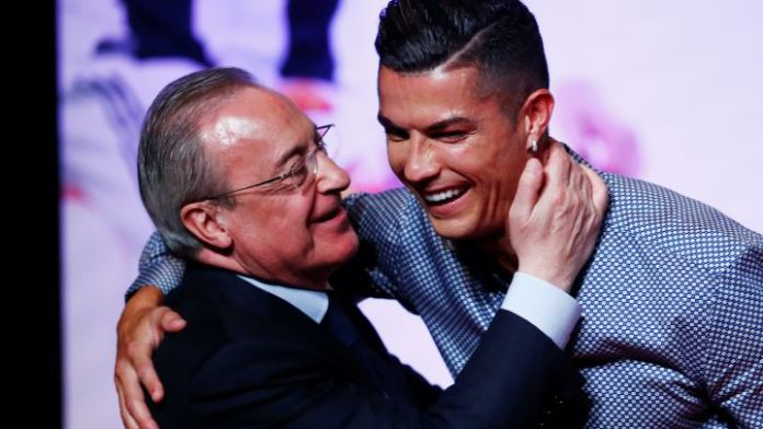 CONFIRMED! Cristiano Ronaldo Will Not Be Returning - Real Madrid President, Perez