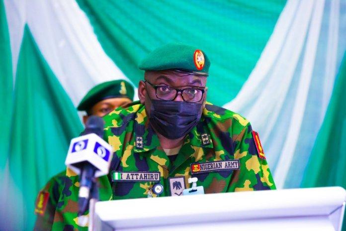 Nigerian Army Now has New Dress Code