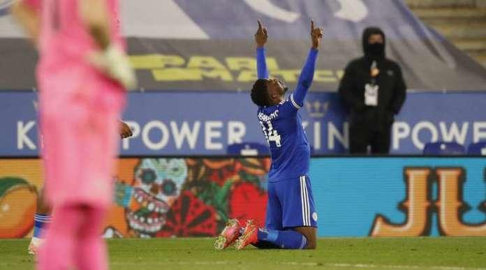 Kelechi Iheanacho Hot For Leicester City again