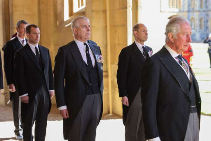 Prince Charles Takes Over Prince Andrew's Former Royal Patronage Amid Epstein Scandal
