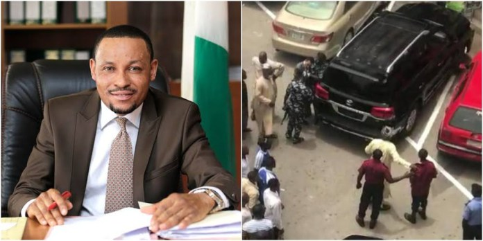 Senate to probe CCT chairman, Umar, over the alleged assault of a security guard in An Abuja Plaza