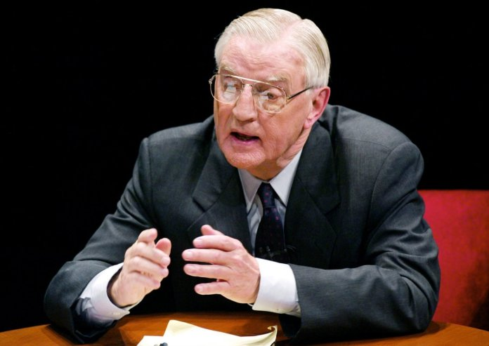 Walter Mondale, Former US Vice President, is dead