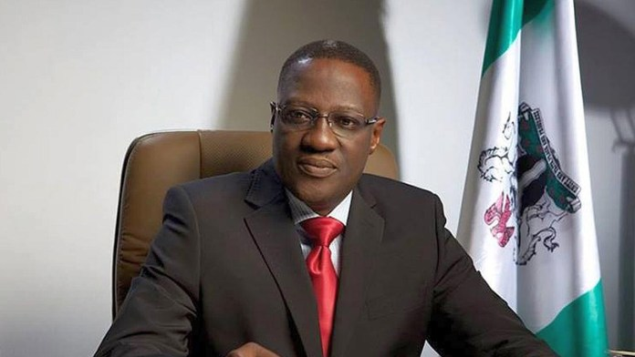 Former Kwara State Governor, Abdulfatah Ahmed Arrested By EFCC
