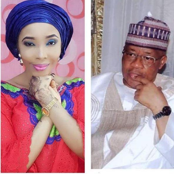 IBB was my boyfriend - Hausa Actress, Ummi Ibrahim AKA 'Ummi Zee Zee' Claims