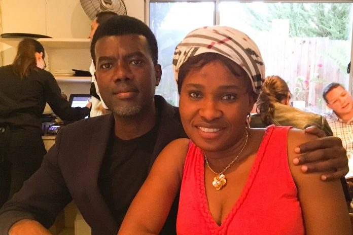 I Am Not The Mother Of Reno Omokri's New Baby – Reno's Wife, Tuokpe Speaks