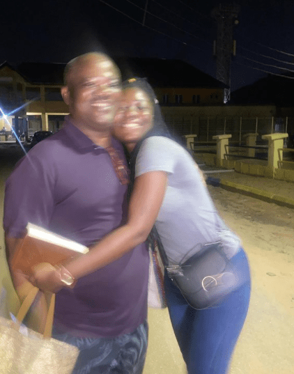 Lady Who Called Out Ned Nwoko For Allegedly Unlawfully Detaining Her Father, Reveals He Has Been Released