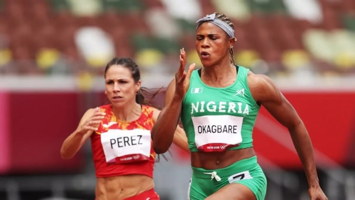 BREAKING: Blessing Okagbare Kicked Out Of Tokyo For Doping