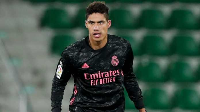 Man Utd Expected To Confirm Raphael Varane Signing Imminently