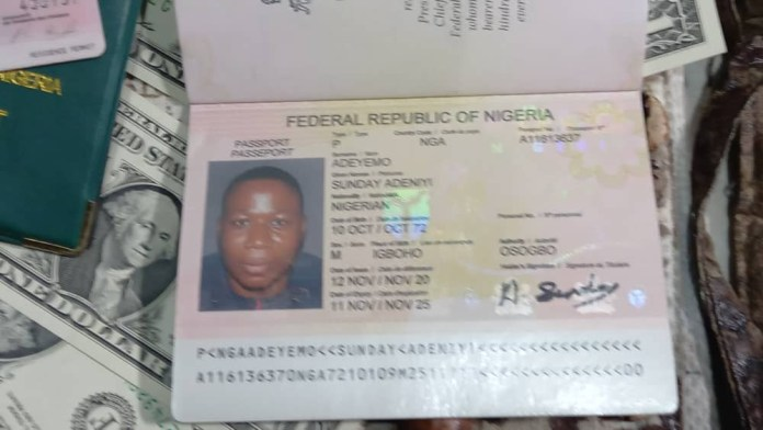 Sunday Igboho Declared Wanted By DSS, Allies Paraded (Photos)