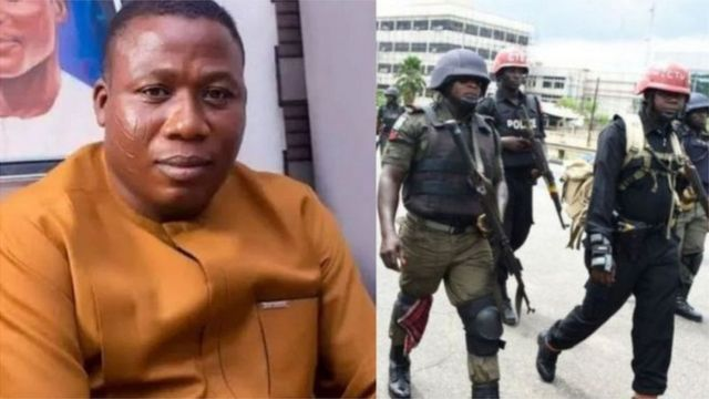BREAKING: DSS Behind Early Morning Fresh Attack On Sunday Igboho's House –Source