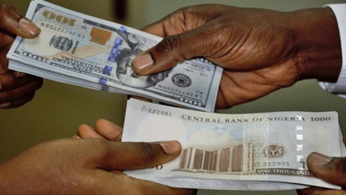CBN Forex Orders: Banks Sell Dollar At N412