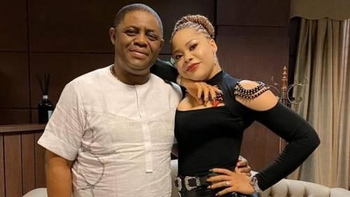 Police Arrest Precious, Former Nigerian Minister, Fani-Kayode's Ex-wife