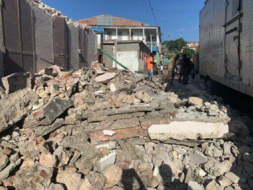Over 200 Dead After 7.2-magnitude Earthquake Strikes Haiti (Photos)