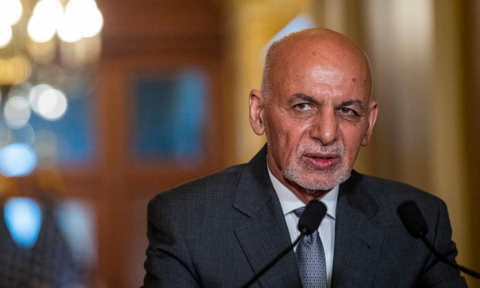 President Ghani Fled Afghanistan With 4 Vehicles, Helicopter Full Of U.S. Dollars: Report